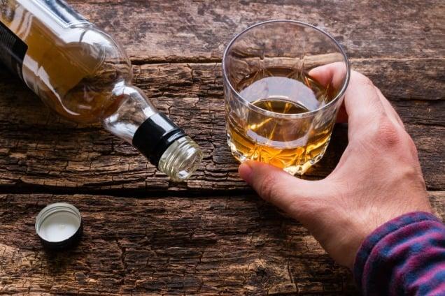алкохолна цироза